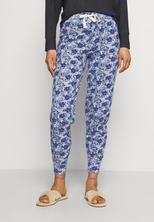 Pyjama bottoms - blue mix
