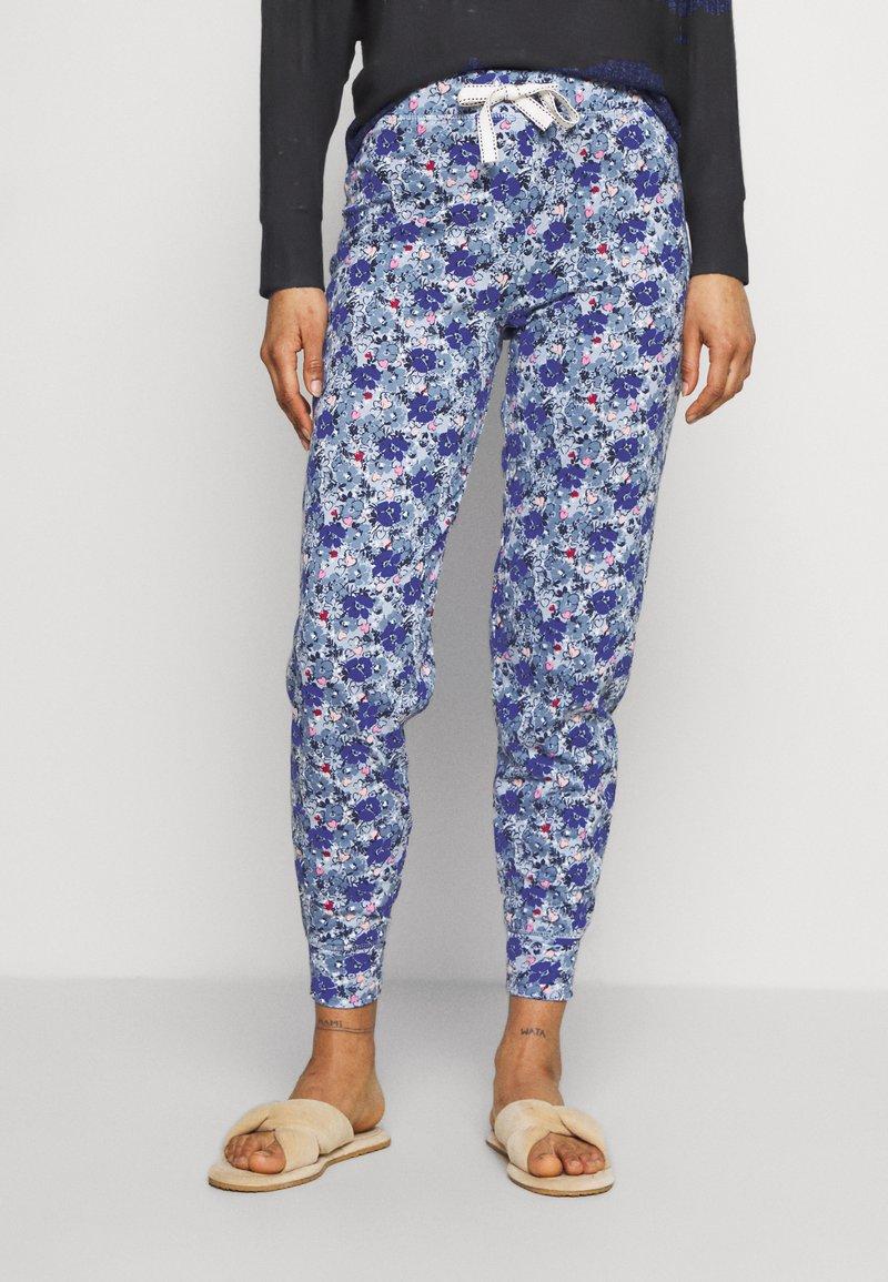 Marks & Spencer London - Pyjama bottoms - blue mix