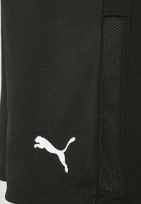 Puma - TEAMGOAL - Sports shorts - puma black - 2