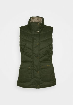 KINGSTON GILET - Vesta - olive