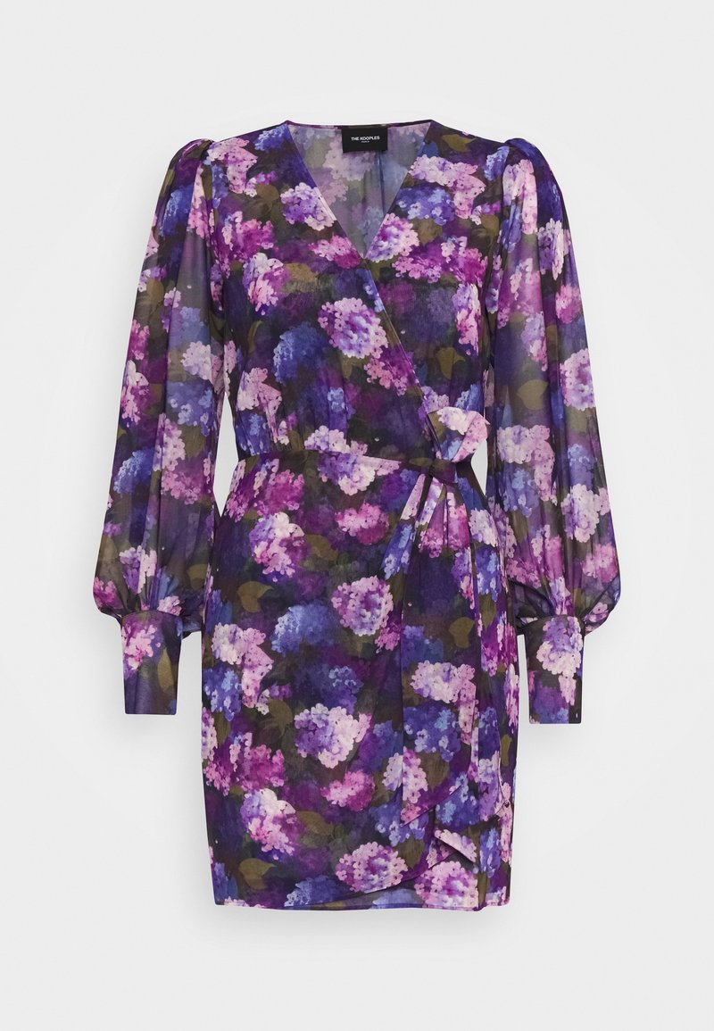 The Kooples - ROBE - Robe d'été - multi-coloured