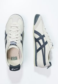 Onitsuka Tiger - MEXICO 66 - Trainers - birch/navy - 1