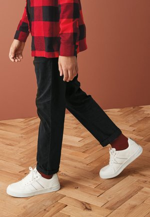 LOOSE FIT - Chino - black