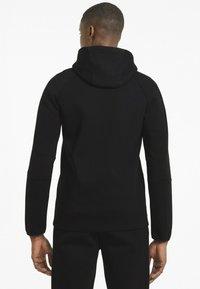 Puma - Zip-up hoodie - black - 2
