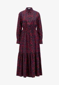 BOSS - Shirt dress - patterned - 5