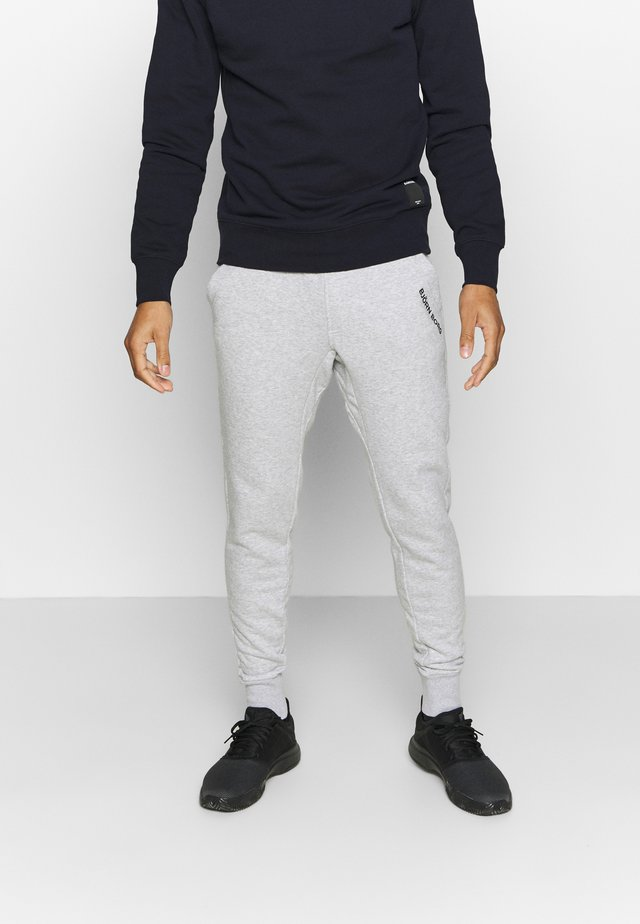 SPORT PANTS - Pantalon de survêtement - light grey melange