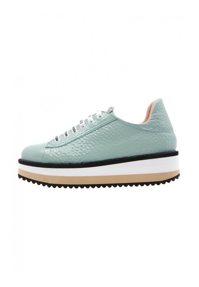 INSTICT - Sneakers basse - green/blue
