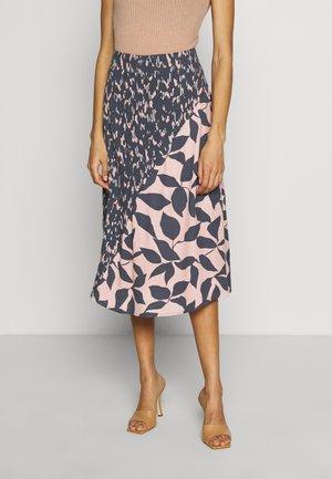 HIDDEN TIGER SKIRT - Áčková sukně - pink