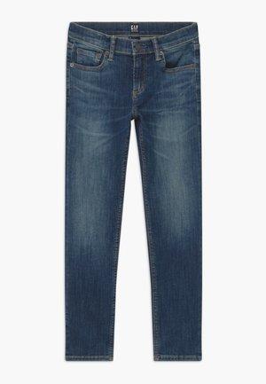 BOY CAR - Jeans Skinny Fit - dark wash indigo