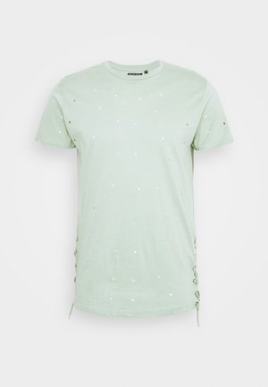 T-shirt - bas - mint green