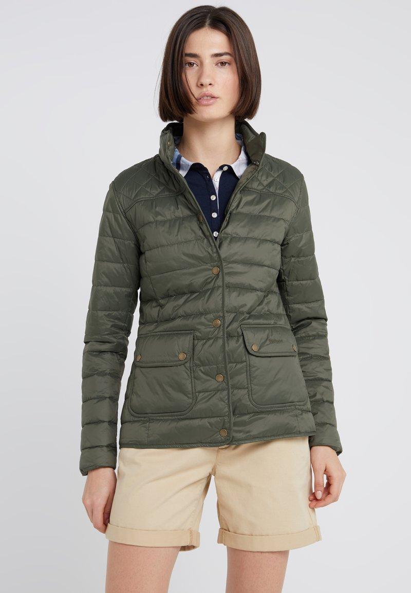 Barbour - BARBOUR COLEDALE QUILT - Down jacket - olive