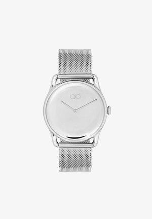 UHR REFLEXION SILVER SILVER MESH 38MM - Watch - mirror silver