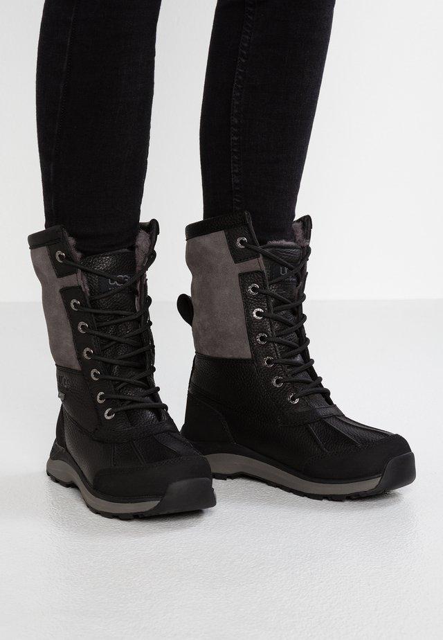 ADIRONDACK III - Winter boots - black