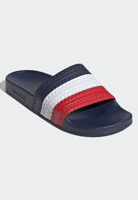 adidas Originals - ADILETTE SLIDES - Sandali da bagno - red - 3