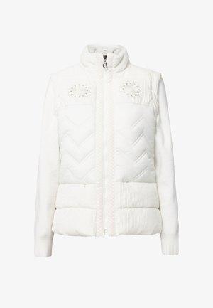 EDIMBURGO - Light jacket - white
