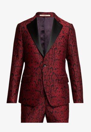 KARLSEN BLOCH - Oblek - tibitan red