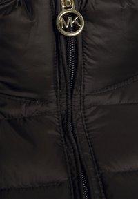MICHAEL Michael Kors - PACKABLE - Winter coat - black - 4