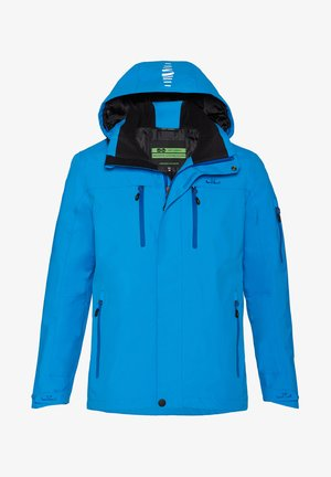 HARSTAD - Veste imperméable - radiant blue