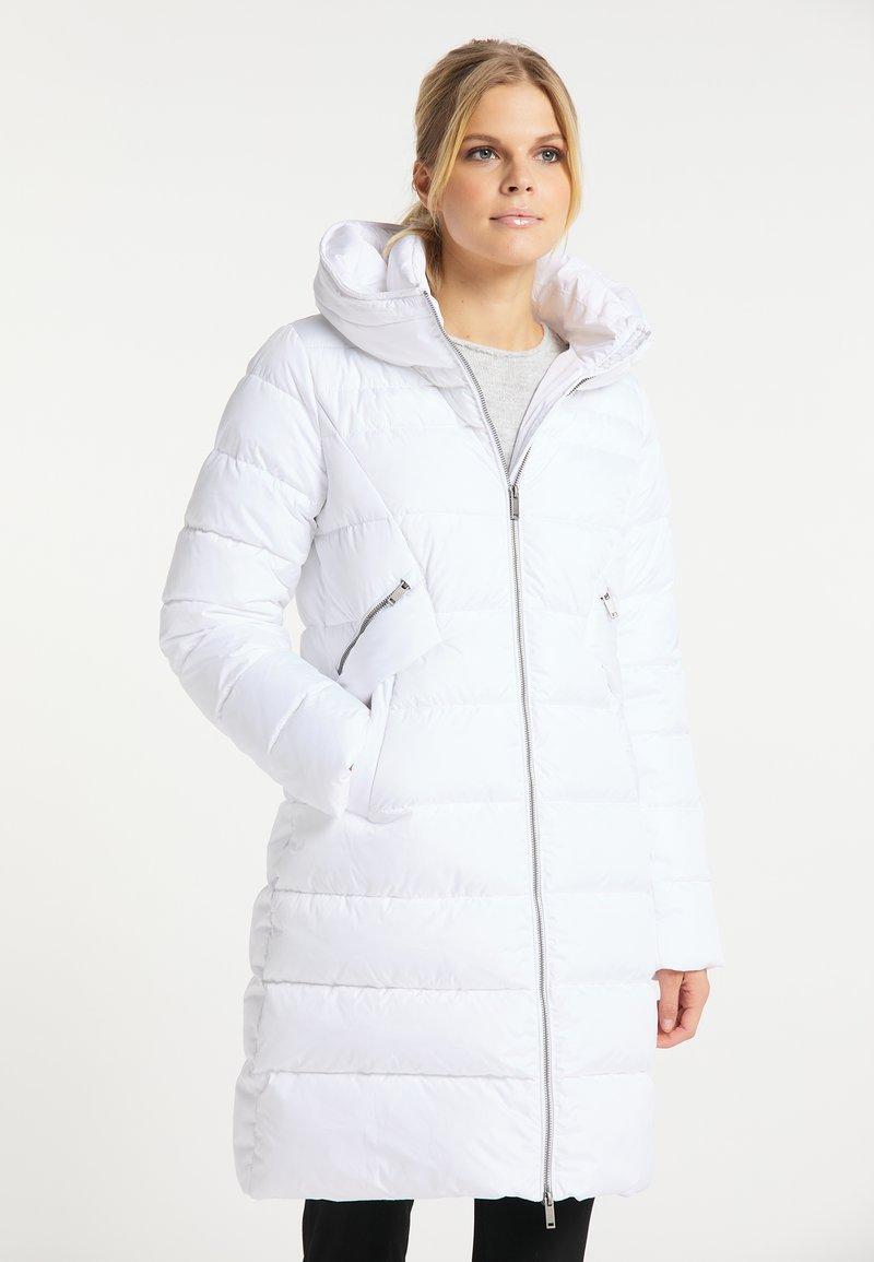 usha - Winter coat - weiss