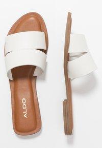 ALDO - ANDONIA - Pantofle - white - 1