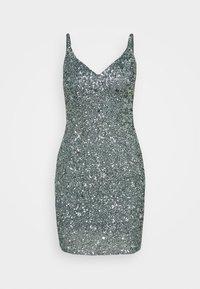 Lace & Beads - GRAISON MINI DRESS - Cocktail dress / Party dress - teal - 0