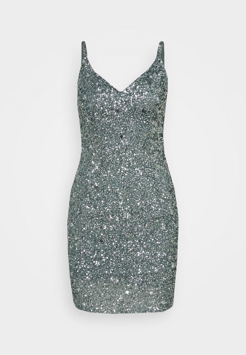 Lace & Beads - GRAISON MINI DRESS - Cocktail dress / Party dress - teal