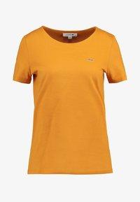 Lacoste - Basic T-shirt - abricotine - 4