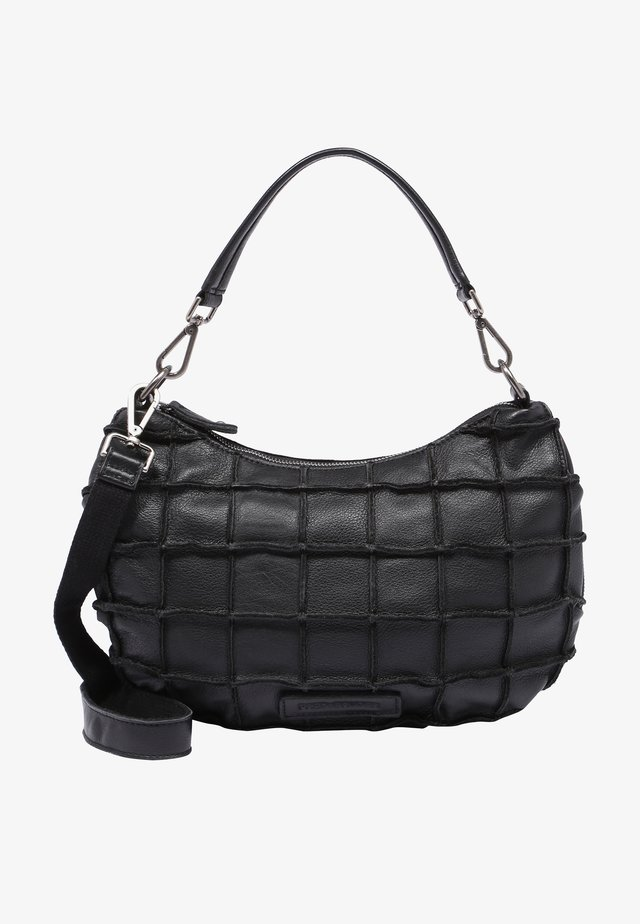 SQUARELY - Handbag - black