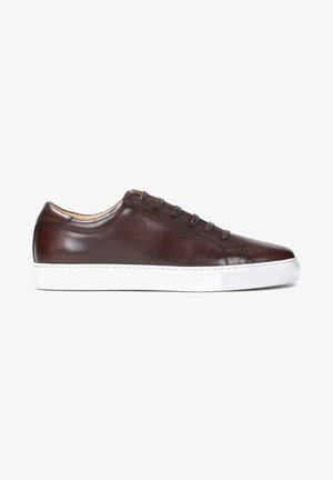 MERIK - Sneakers basse - brown