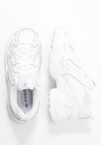 adidas Originals - EQT GAZELLE  - Matalavartiset tennarit - footwear white - 3
