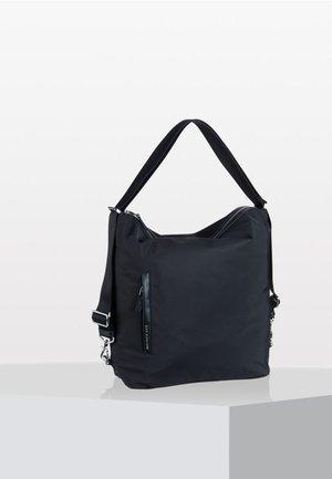HUNTER HOBO - Handbag - black