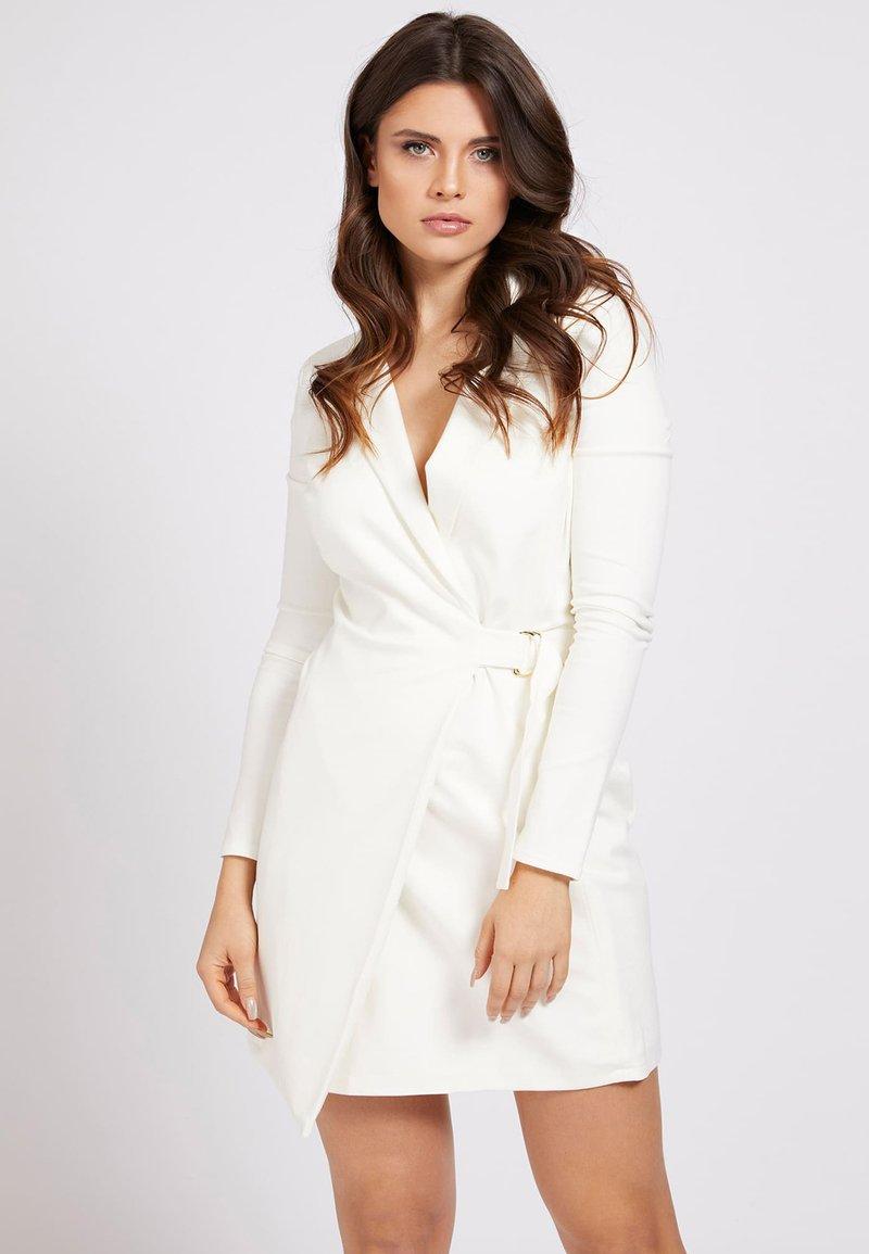 Guess - Vestido informal - blanc