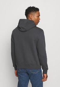 Nike Sportswear - COURT HOODIE - Sweatshirt - anthracite - 2