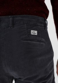 Scalpers - Cargo trousers - blue - 3
