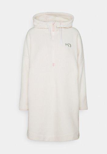ASTRID DRESS - Day dress - white