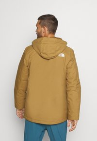 The North Face - ZANECK JACKET UTILITY - Kurtka Outdoor - utility brown - 3