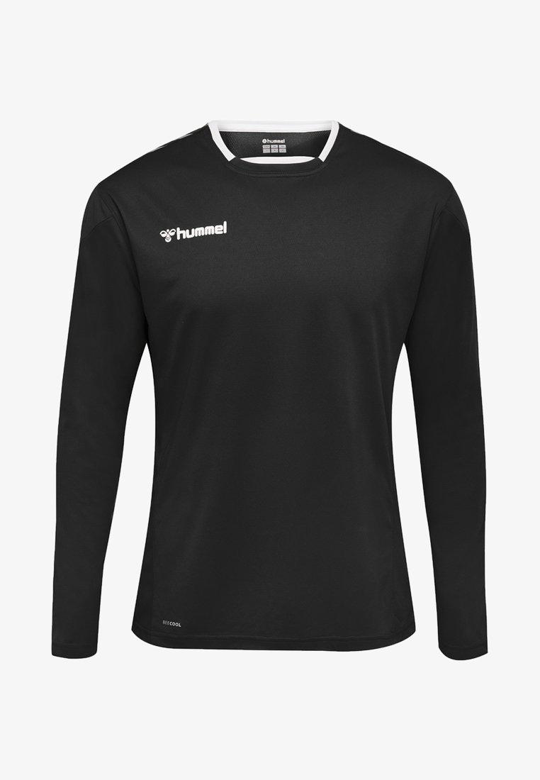 Hummel - HMLAUTHENTIC - Sports shirt - black/white