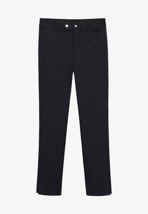 LARA - Spodnie materiałowe - schwarz