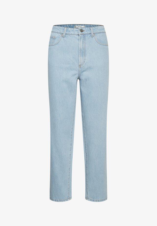 Džíny Straight Fit - light blue vintage