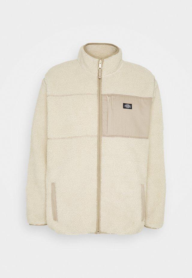 CHUTE - Summer jacket - light taupe