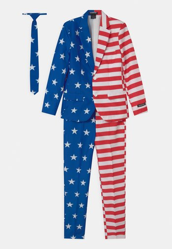 BOYS USA FLAG SET