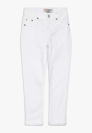 GIRLS BASIC HIGH WAIST CROPPED PANT - Skinny džíny - schneeweiß reactive
