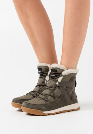 WHITNEY II FLURRY - Winter boots - khaki