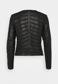 Gipsy - SURI LELEV - Leather jacket - black - 7