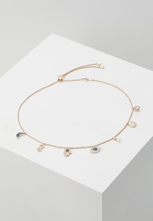 SWA SYMBOL NECKLACE CHARMS - Collier - light multi