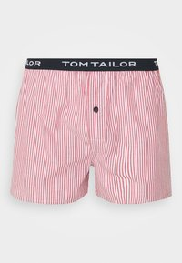 TOM TAILOR - 3 PACK - Boxer shorts - red - 1