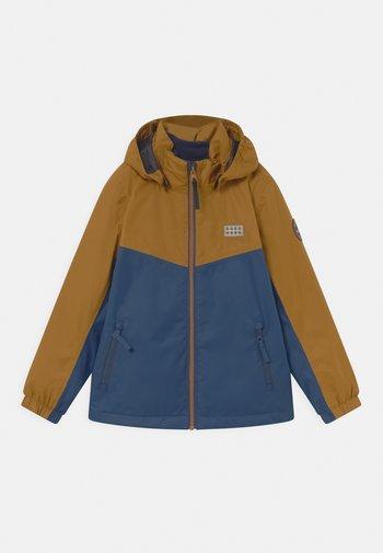 JEBEL 2-IN-1 UNISEX - Outdoor jacket - brown