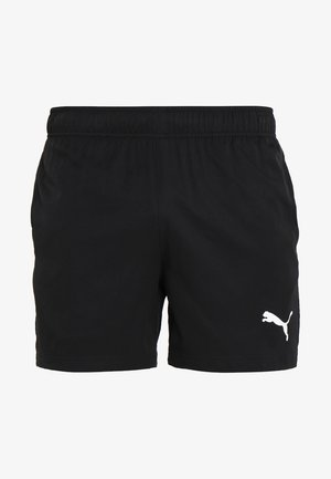 ACTIVE SHORT - kurze Sporthose - black
