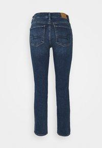 American Eagle - HI RISE - Jeans Skinny Fit - sapphire mist - 1