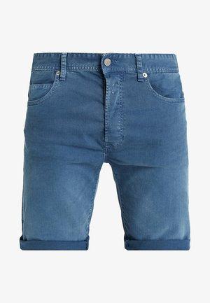 STRETCH BULL  - Denim shorts - storm blue